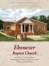 Ebenezer Baptist Church Directory