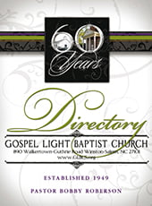 Gospel Light Baptist Church Directory
